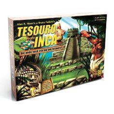 Jogo Tesouro Inca - lojagrow