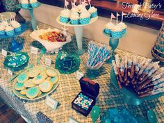 Through the Looking Glass: Mermaid Party