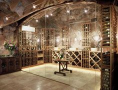Over the years, Innovative #Wine Cellar Designs has become known for their high-quality work in Scottsdale, Tucson and Albuquerque. John Daugherty, Realtors.