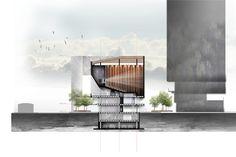 Galería de Segundo Lugar en Concurso público del diseño de nueva cinemateca distrital de Bogotá / Colombia - 21