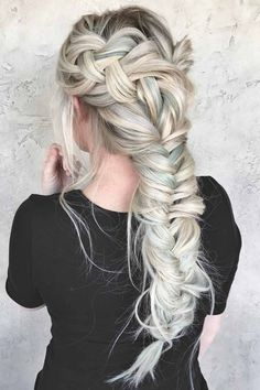 Gorgeous Double French Braids ❤ Homecoming hairstyles are all different. Yet, all of them are gorgeous and unique. And it is always up to you to choose your perfect one! #homecominghairstyles #lovehairstyles #hair #hairstyles #haircuts