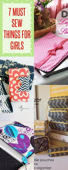 free sewing projects | sewing tutorials | things to sew | free patterns