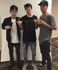 Carter,Aaron and taylor