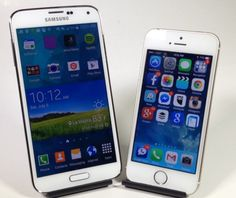 Top 10 Reasons Samsung Galaxy S5 Is Better Than iPhone 5S! #attmobilereview