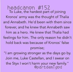 So.....Luke had a reason all this time...and he killed himself just to kill kronos....I kinda feel that it's messed up