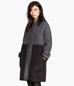 Wool-blend Coat   H&M US