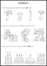 O Mundo da Alfabetização: Atividades com números - 0 a 9 Kindergarten Worksheets, Preschool Activities, Community Workers, Simple Math, Crochet Books, Social Studies, Professor, Homeschool, Crochet Patterns