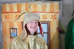 """A tak wyglądały kostiumy do przedstawienia """"#Calineczka"""" w wykonaniu Teatru """"Radwanek"""" #teatr"""