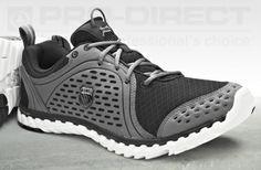 K-Swiss Blade Foot Run - Mens Running Shoes - Black-Charcoal-White Mens Running, Black Running Shoes, Blade, Charcoal, Sneakers Nike, Adidas, Shopping, Fashion, Black Sneakers