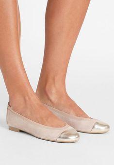 Pretty Ballerinas AMI TINO ANGELIS - Klassische Ballerina - tan für 139,95  € (. Zalando Shop 098eedaeca