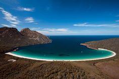 Wineglass Bay Tasmania, Australia