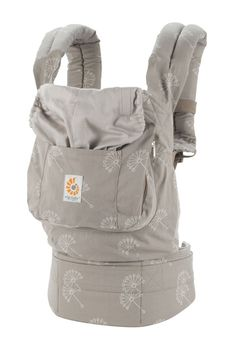 At-A-Glance Features Go Organic with your favorite Ergobaby carrier. Quick glance features: Carry your baby ergonomically and organically Ergobaby's Organic Baby Carrier is a soft and gentle option fo