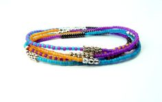 Hey, I found this really awesome Etsy listing at https://www.etsy.com/listing/188994399/seed-bead-wrap-bracelet-beaded-stretch