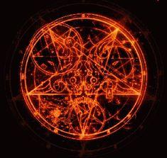 666 Satan | Pentagram Design
