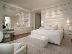 Stanze Da Letto Moderne Bianche : Fantastiche immagini su camere da letto bedroom decor