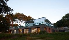 Toull ar Soner house in Britanny by Studio Urvois and Krt Architecture and Interior Design