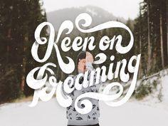 Keen On Dreaming by Mark van Leeuwen