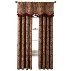 Royal Velvet® Vance Lined Window Treatments  found at @JCPenney