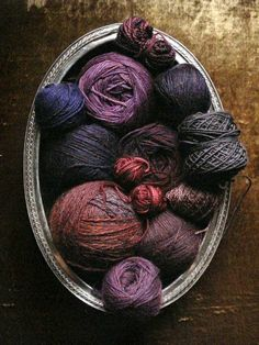 #32 Staying Warm & Cozy beautiful color palette http://bricolage-julier.blogspot.com