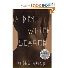 A dry white season (1979), Andre Brink- member of Die Sestigers.