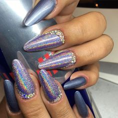 Magnetic Glitter Spray & Gelpolish Chromatic blue Cute Couple Wallpaper, Pretty Iphone Cases, Magnetic Nails, Video Pink, Pretty Nail Art, Blue Nails, Nail Inspo, Short Nails, Nails Inspiration