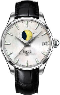 Ball Watch Company Trainmaster Moon Phase Pre-Order #basel-15 #bezel-fixed #bracelet-strap-alligator #brand-ball-watch-company #case-depth-14-55mm #case-material-steel #case-width-40mm #date-yes #delivery-timescale-call-us #dial-colour-white #gender-mens #luxury #moon-phase-yes #movement-automatic #new-product-yes #official-stockist-for-ball-watch-company-watches #packaging-ball-watch-company-watch-packaging #pre-order #pre-order-date-30-09-2015 #preorder-september #style-dress…