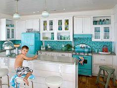 Cocina moderna - Azulejos - Casa Haus - Decoración