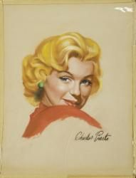 MARILYN MONROE PORTRAITS - Current price: $200