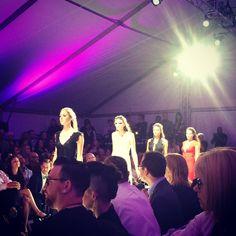Such a fun night on the runway at Portland's FashioNxt Fashion Show.
