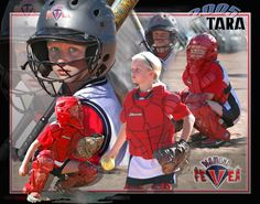 Tara Youth Softball Catcher Poster