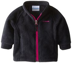 Columbia Baby-Girls Infant Benton Springs Fleece, Black/Groovy Pink, 6-12 Months Columbia http://smile.amazon.com/dp/B00QHYLEPS/ref=cm_sw_r_pi_dp_TAl5vb0H9308G