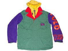 Rare Vintage Ralph Lauren POLO SPORT Cold Wave Jacket