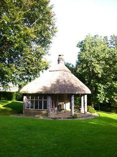 A summer house at dartington hall