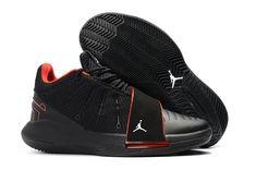 premium selection 959bb 2720b Chris Paul Jordan CP3.XI Bred Black Varsity Red-White Men s Basketball Shoes