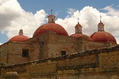 Mitla, Oaxaca, Mexico by TDW1968, via Flickr