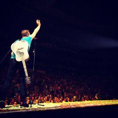 [2-Jul-2012] Coldplay @ Philips Arena, Atlanta, GA, USA