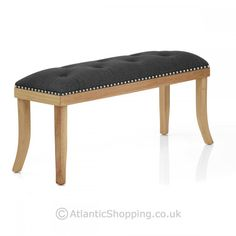 epsom wooden fabric classic stylish luxury bedroom upholstered bench reduced in home chadwick satin lacquered oak hidden home