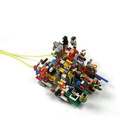 LISA WALKER lego neckpiece