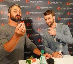 Severide and Casey!!