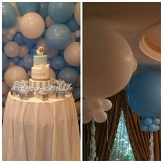 Some birthday balloon decorations set up we did. We did a balloon wall along with balloon center pieces. 1st Birthday Balloons, Birthday Balloon Decorations, Balloon Arrangements, Balloon Delivery, Balloon Wall, Center Pieces, Ceiling Lights, Home Decor, Centerpieces