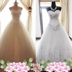 #wedding #dresses #princess