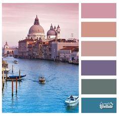 couleurs Venise