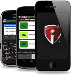 Identity Guard® now has a mobile app making it more convenient than ever to access your credit monitoring alerts. Get the app now!