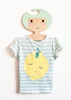Toller Haken für Lieblingsshirts :)