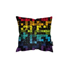 Dotty - Limited Edition Pillow & Print - excites - the Portfolio of Simon C. Page