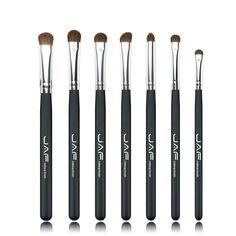 Natural Hair Eye Makeup Brushes Set Professional Eyeshadow Brush For Makeup shadow make up Brushes tool
