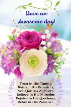 Good Morning! I pray our Heavenly Father will rain down extra special blessings upon you and your family today! Hugs and love, Noni. Let your light shine...❤️ Have an Awesome day! ❤️