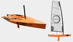 Devoti D-One dinghy - Google Search