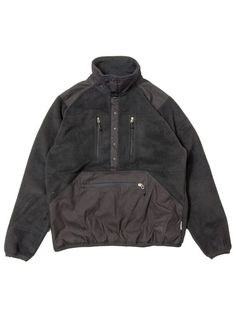 ENDS and MEANS Tactical Fleece Jacket | DOCKLANDS Store