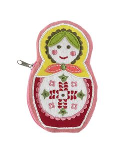 Living Goods Zippee Coin Pouch, Matryoshka Doll -- Read more reviews of the product by visiting the link on the image. (This is an affiliate link and I receive a commission for the sales)